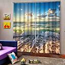 baratos Adesivos de Parede-Estilo fresco quente de alta qualidade cortinas de tecido espessamento cortinas de sombra cheia para sala de estar à prova d 'água moistureproof cortinas de chuveiro