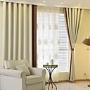 billige Gardiner-Moderne Personvern To paneler Gardin Soverom   Curtains