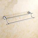 Χαμηλού Κόστους Ράβδοι για πετσέτες-Κρεμάστρα Δημιουργικό Μοντέρνα Ανοξείδωτο Ατσάλι / Σίδηρο 1pc - Μπάνιο Επιτοίχιες