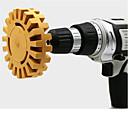 billige Kontor Nødvendigheter-pneumatisk avtagende gummi sliperingshjul poleringsverktøy