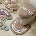 billige Dekor- og nattlys-1pc moderne badematter lærte geometrisk fortykning / glidende