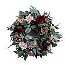 povoljno Umjetno cvijeće-Umjetna Cvijeće 1 Podružnica Klasični Retro Roses Cvjeće za stol