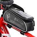 povoljno Torbice za okvir-WEST BIKING® Mobitel Bag Bike Frame Bag 6 inch Touch Screen Zamišljen Vodootporno Biciklizam za iPhone 8/7/6S/6 žuta Red Tamno siva Vježbanje na otvorenom Biciklizam / Bicikl Bicikl