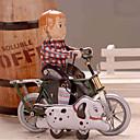 billiga Wind-up Leksaker-Leksaksbilar Uppvridbar leksak Moto Cykel Metallisk Järn 1 pcs Barn Pojkar Leksaker Present