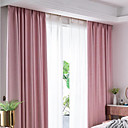 billige Gardiner-Blackout To paneler Gardin Stue   Curtains