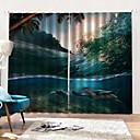 Χαμηλού Κόστους Αξεσουάρ Ακουστικών-προώθηση υψηλής ανάλυσης 3d art print αδιάβροχο κουρτίνα παράθυρο υψηλής ποιότητας antiwrinkle υπνοδωμάτιο κουρτίνα πολλαπλών χρήσεων