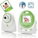 Χαμηλού Κόστους Skin Care-Factory OEM® 0.3 mp Baby Monitor CMOS 72 ° ΝΤΟ Εύρος νυκτερινής όρασης 3 m 0 GHz