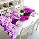 זול כיסויי שולחן-קלסי סיבי פוליאסטר ריבוע משטחי שולחן פרחוני לוח קישוטים