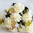 baratos Plantas Artificiais-Flores artificiais 1 Ramo Clássico Europeu Margaridas