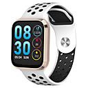 Χαμηλού Κόστους Έξυπνα Ρολόγια-m98 έξυπνο ρολόι παρακολούθησης bluetooth υποστήριξη tracker υποστήριξη / παρακολούθηση καρδιακού ρυθμού / μέτρηση πίεσης αίματος αθλητικά smartwatch συμβατά apple / samsung / android phones