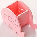baratos Arrumação e Organização-Plásticos Criativo Casa Organização, 1pç Suportes e Caixas de Canetas