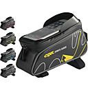 Χαμηλού Κόστους Τσάντες για σκελετό ποδηλάτου-Κινητό τηλέφωνο τσάντα Τσάντα για σκελετό ποδηλάτου 6 inch Οθόνη Αφής Αδιάβροχη Τρύπα ακουστικών Ποδηλασία για Ποδηλασία Ρουμπίνι Θαλασσί Πράσινο του τριφυλλιού / 600D πολυεστέρα / Αδιάβροχο Φερμουάρ