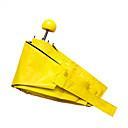 ราคาถูก ร่ม-Yiwu pho_04r1 คู่มือร่มแคปซูลลด 50% ร่มพลาสติกสีดำเบาพกพาขนาดเล็กครีมกันแดดร่มกันแดดร่มกล่องของขวัญสีเหลือง