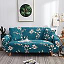 זול כיסויים-ספה לכסות פרחי מתיחה גבוהה מודפס קומבינטורית רכה פוליאסטר slipcovers