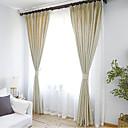 billige Vegglamper-Moderne Personvern To paneler Gardin Stue   Curtains