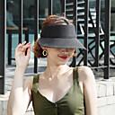 Χαμηλού Κόστους Παιχνίδια που Διώχνουν το Στρες-Άχυρο Καπέλα με Μονόχρωμο 1 Τεμάχιο Causal / Καθημερινά Ρούχα Headpiece