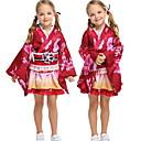 Χαμηλού Κόστους Παιδικές μπότες-Κοριτσίστικα Στολές Κοριτσίστικα Θέμα Παραμυθιού Halloween Επίδοση Στολές Ηρώων Θεματικό κόμμα Κοστούμια Κοριτσίστικα Παιδικά Ρούχα Χορού Πολυεστέρας Εκτύπωση