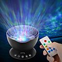 baratos Projetor de Luz-Dongguan ho1070r5685o versão final de controle remoto cor oceano mestre lâmpada de projeção preto (Yantai)
