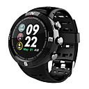 ราคาถูก Smartwatches-F18 ดูสมาร์ทตำแหน่ง gps กลางแจ้ง ip68 กันน้ำความดันโลหิตอัตราการเต้นหัวใจการตรวจสอบติดตามการออกกำลังกายนาฬิกาโทรเตือน
