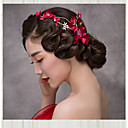 povoljno Party pokrivala za glavu-Til / Legura s Cvijet 1 komad Vjenčanje / Special Occasion Glava