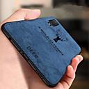 billige Veggklokker-klut stoff hjort telefon veske til xiaomi mi 9 se mi 9 myk silikon tpu bakside for xiaomi mi 8 lite mi 8 se mi 8 mi 6x mi 6 mi 5x mi maks 3 mi bland 3 mi maks 2 mi bland 2 dekker