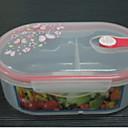 זול דרייבר LED-1pc קופסת אוכל פלסטיק יצירתי רב שימושי