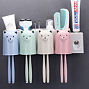 Χαμηλού Κόστους Χαρτί & Τετράδια-Εργαλεία Πρωτότυπες Σύγχρονη Σύγχρονη PVC 1pc Οδοντόβουρτσα & Αξεσουάρ