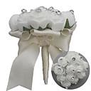 baratos Bouquets de Noiva-Bouquets de Noiva Buquês Casamento / Festa de Casamento Gorgorão / vidro / Poliestireno 11-20 cm