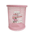 baratos Arrumação e Organização-Plásticos Criativo Casa Organização, 2pcs Suportes e Caixas de Canetas