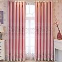 povoljno Prozorske zavjese-Moderna Privatnost Dvije zavjese Zavjesa Spavaća soba   Curtains