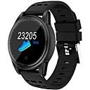baratos -r13 smart watch homens mulheres freqüência cardíaca monitor de pressão arterial pedômetro correndo rastreador de fitness esporte relógio inteligente