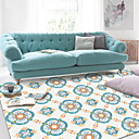 billige Tepper-området tepper Moderne Polyester, Linje Formet / Rektangulær Overlegen kvalitet Teppe