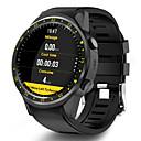 ราคาถูก Smartwatches-f1 smart watch bt ติดตามการออกกำลังกายสนับสนุนแจ้งเตือน / h eart rate monitor ในตัวจีพีเอสกีฬา s mart w atch เข้ากันได้ samsung / iphone / android โทรศัพท์
