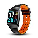 billige Smartbrytere-w1c smartwatch Bluetooth fitness tracker support varsle / pulsmåler sports smartklokke for samsung / iphone / android telefoner