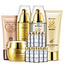 baratos Kits & Paletas para os Olhos-Corretivo Máscara Facial Tratamento Máscara Molhado Portátil Hidratante Confortável Clareamento Casual Diário
