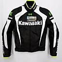 levne Motocyklové rukavice-bunda na motocykly kawasaki pro pánskou bavlnu / polyesterovou směs jaro a podzim / zima / ochrana proti pádu / nejlepší kvalita / prodyšný / odnímatelný