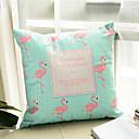 Χαμηλού Κόστους lip gloss-1pc σκανδιναβικό μαξιλάρι διακόσμηση περίπτωση φλαμίνγκο μαλακό βελούδινο κάλυμμα μαξιλάρι για προμήθειες γάμου κόμμα χωρίς πυρήνα