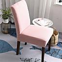 baratos Cobertura de Cadeira-Cobertura de Cadeira Contemporâneo Fios Tingidos Poliéster Capas de Sofa