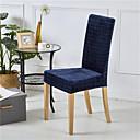 Χαμηλού Κόστους Κάλυμμα καρέκλας-Κάλυμμα καρέκλας Contemporary Βαμμένα Νήματα Πολυεστέρας slipcovers