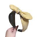 billige Camping Kokeutstyr-Pannebånd hår tilbehør Andre Material Parykker Tilbehør Dame 1 pcs stk cm Fritid / hverdag Vanlig / Hodeplagger / Fritid Bærbar / Dame / Bekvem