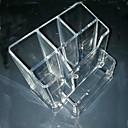 ราคาถูก การเก็บและการจัดระเบียบ-Plastics Creative บ้าน องค์กร, 1pc ที่จัดเก็บอุปกรณ์บนโต๊ะทำงาน