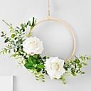 Χαμηλού Κόστους Τέχνη Crafts-Διακοσμητικά Αποξηραμένο λουλούδι / Ρητίνη Διακόσμηση Γάμου Χριστούγεννα / Γάμου Θέμα Κήπος / Γάμος Όλες οι εποχές