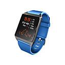 זול שעוני קיר-w2 חכם צמיד גברים נשים עמיד במים שעון חכם לחץ דם קצב הלב צג צג גשש חכם wristband