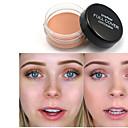 baratos Corretivos & Contornos-marca popfeel natural profissional corretivo completo hidratante creme corretivo maquiagem textura lisa e suave