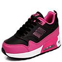 olcso Női sportcipők-Női Sportcipők Lapos Szintetikus Futócipő Tavasz Rózsaszín és fehér / Fekete / Vörös / Fehér