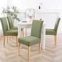 baratos Cobertura de Cadeira-Cobertura de Cadeira Sólido / Clássico / Contemporâneo Jacquard Poliéster Capas de Sofa