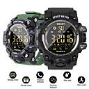 billige Deler og tilbehør til radiostyrte enheter-dm02 smart watch sport passometer melding påminnelse ip68 vanntett bluetooth menn / kvinner smartwatch for ios og android