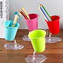baratos Arrumação e Organização-Plásticos Criativo Casa Organização, 2pçs Organizadores de Secretária