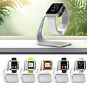 Χαμηλού Κόστους Πρωτότυπα Gadget-ρολόι μήλο έξυπνο ρολόι φόρτισης βάσης στήριγμα φόρτισης αλουμινίου καλοριφέρ χωρίς προσαρμογέα