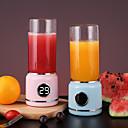 billige Krus & Kopper-Dongguan pho_0ayg nye 6 blad usb oppladbar juicepresser elektrisk husholdning bærbar mini soyamelk juice produsent kopp kopp